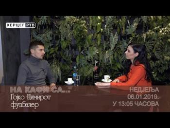 NAJAVA: NA KAFI SA... Gojkom Cimirotom (VIDEO)