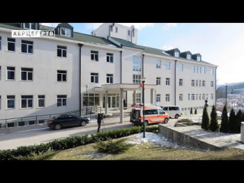 Nevesinjskim zdravstvenim ustanovama donirana dva sanitetska vozila (VIDEO)