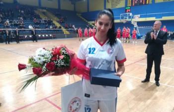 Nevesinjka Nikolina Zubac najbolja košarkašica Republike Srpske