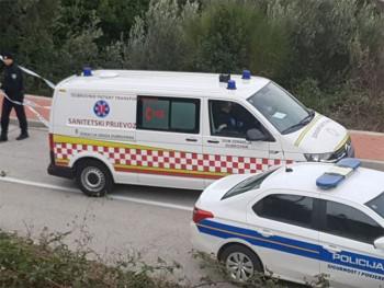 Požar u Hidroelektrani 'Dubrovnik'