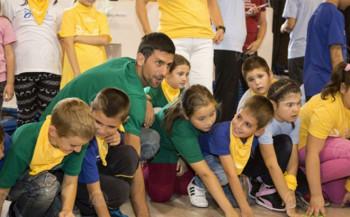 Đokovićeva donatorska akcija: 90.000 evra za izgradnju i opremanje vrtića u Srbiji