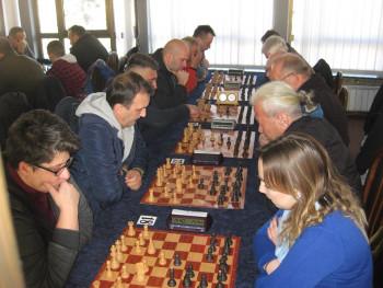 Šahisti iz Crne Gore najbolji na božićnom turniru