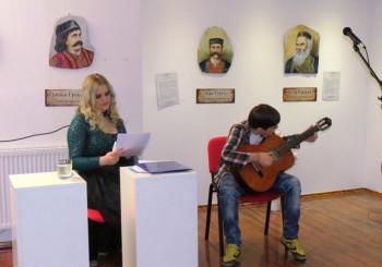 Nevesinje: Poetsko veče pjesnikinje Anželike Nikoline Kučinar