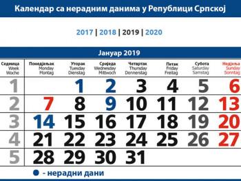 Neradni dan u Srpskoj