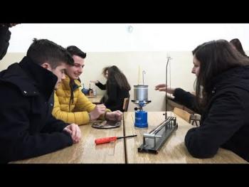 Trebinje: Počela Zimska škola fizike (VIDEO)