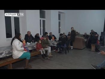 Konjsko: Složni mještani obilježili pravoslavnu Novu godinu (VIDEO)