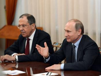 Са Путином долазе и Лавров и Рогозин