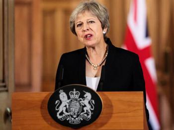 Пораз Терезе Меј у Парламенту, одбијен споразум о Брегзиту: Данас гласање о повјерењу Влади Велике Британије