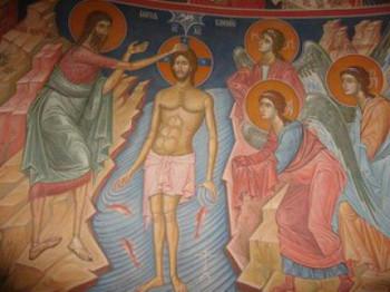 Srpska pravoslavna crkva proslavlja Bogojavljenje