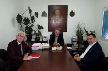 Konzul Republike Srbije Nebojša Božić posjetio opštinu Berkovići