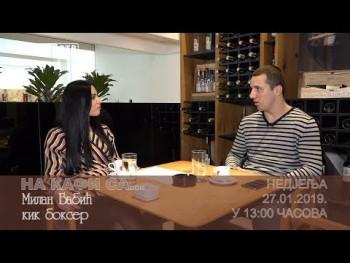 NAJAVA: NA KAFI SA Milanom Babićem (VIDEO)