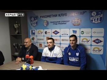 Rukometni spektakl u subotu: Leotar dočekuje prvaka Premijer lige BiH (VIDEO)