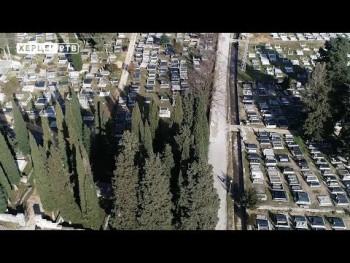 Početkom građevinske sezone biće uređene staze u groblju Podgljivlje (VIDEO)