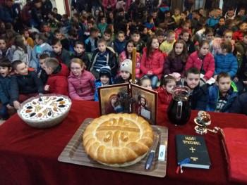 OŠ 'Sveti Sava' Bileća proslavila školsku slavu (FOTO)