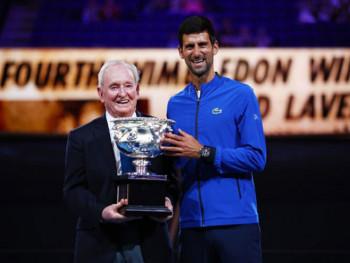 Lejver: Novak može da prestigne Rodžera po broju Grend slem titula