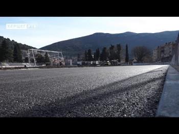 Trebinje: Atletska staza biće spremna za novu sezonu (VIDEO)