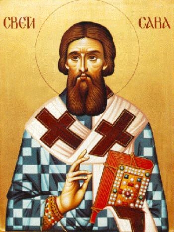 Uskliknimo s ljubavlju - Danas Sveti Sava