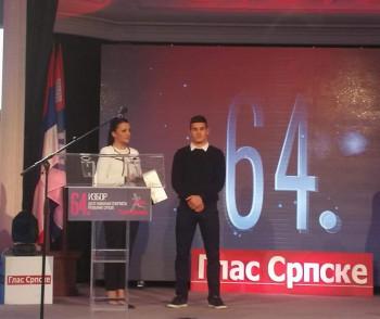 Božidar Vučurević najperspektivniji kadet BiH