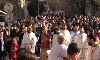 Bilećani obilježili krsnu slavu