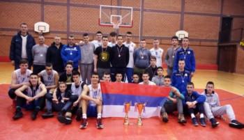 Kadeti i juniori OKK 'Gacko' osvojili srebro u Ivanjici