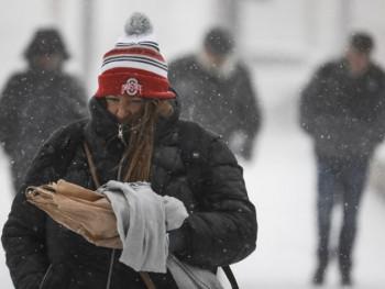 Ledeni talas se širi na sjeveroistočni dio SAD