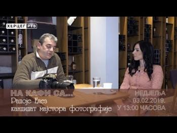 NAJAVA: NA KAFI SA Radojem Elezom (VIDEO)