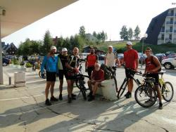 Требињски бициклисти господари Дурмиторског прстена