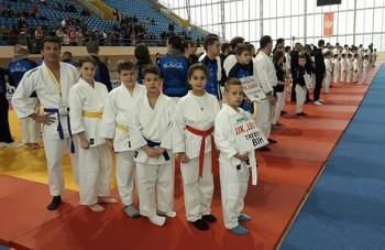 Šest medalja za trebinjski džiu džicu klub u Herceg Novom