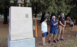 Парк постаје галерија: Обелиск Ђорђа Арнаута прва скулптура