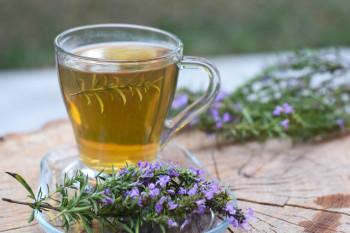 Šoljica zdravlja: Jeste li znali da je čaj od majčine dušice pun željeza?