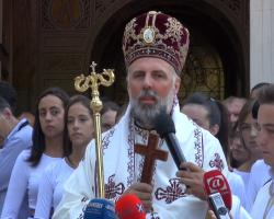 Литургијом почела прослава славе града Требиња