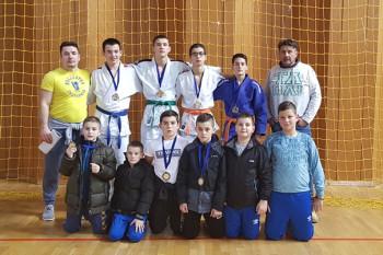 Džudisti Leotara osvojili osam medalja u Dubrovniku