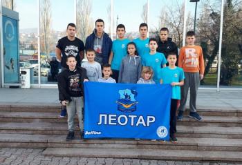 Plivači PVK  'Leotar' osvojili 8 medalja u Sarajevu