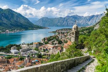 Kotor na listi najboljih evropskih destinacija