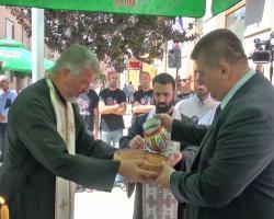 Lomljenjem slavskog kolača nastavljeno obilježavanje slave grada Trebinje