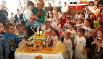 Dječiji vrtić Gacko proslavio 32. rođendan (FOTO)