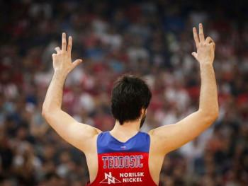 Teodosić: Do kraja sezone samo za Srbiju