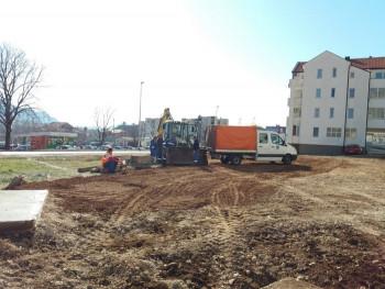Grad Trebinje sa 40.000 KM finansira okolno uređenje oko boračke zgrade u Gorici