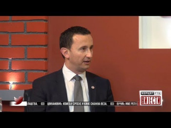 Gost 'Vijesti': Gradonačelnik Mirko Ćurić (VIDEO)