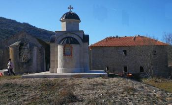 Stara škola u neumskom selu Hrasno postala parohijski dom