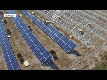 Elektroprivreda RS planira izgradnju solarne elektrane u Trebinju (VIDEO)