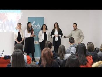 Младима у Требињу представљена занимања будућности (ВИДЕО)