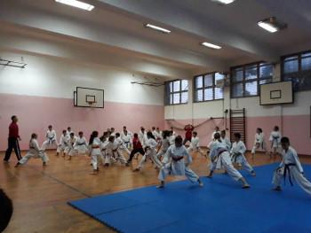 Bileća: Sutra regionalno prvenstvo u karateu