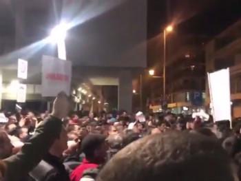 Podgorica: Večeras novi građanski protest