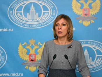 Zaharova: Nedopustiva izjava Edija Rame da je Kosmet dio Albanije