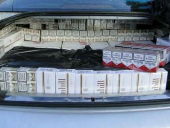 Otkriven šverc cigareta na putu Gacko-Foča