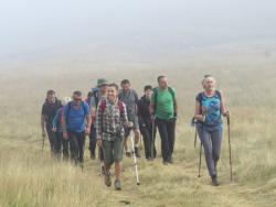 Planinarsko druženje na planini Volujak