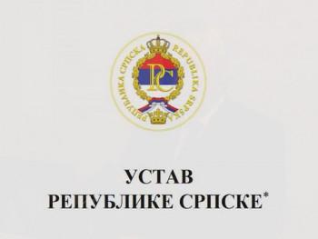 Danas 27 godina od donošenja prvog Ustava Srpske
