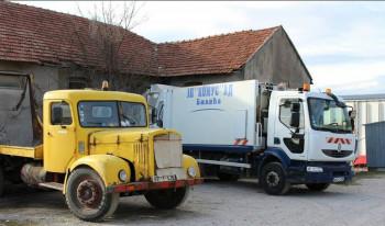 Ugašeni kamioni i odložene metle: Bilećki komunalci stupili u štrajk