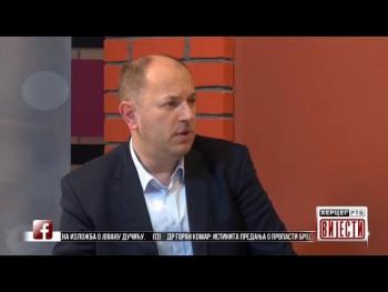Gost Vijesti: Generalni direktor Elektroprivrede Republike Srpske Luka Petrović (VIDEO)
